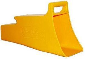 GoBagger Sandsackfüller - 1 Person füllt mehr Sandsäcke als 2 mit einer Schaufel